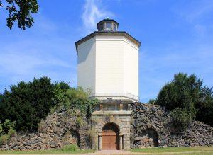 Turm der acht Winde Mildensee (Napoleonsturm)