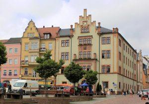 Neues Rathaus Mittweida