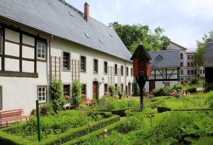 Stadtmuseum Mittweida (ehem. Pfarrhäuser)