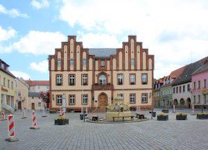 Rathaus Mügeln