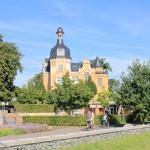 Goitzsche, Villa am Bernsteinsee