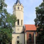 Stadtkirche in Jeßnitz