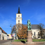 Johanniskirche in Dessau