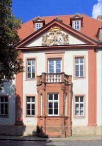 Kurie Domplatz 6 Naumburg