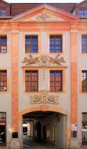 """Haus """"Zu den Drei Lilien"""" Naumburg"""