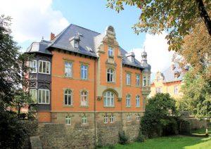 Villa Marienmauer 18 Naumburg