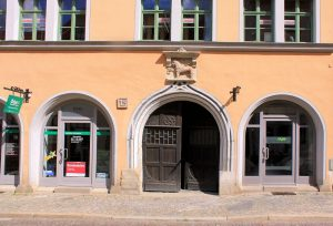 Wohn- und Geschäftshaus Marienstraße 15 Naumburg