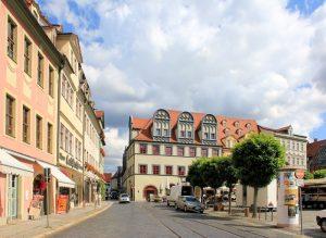 Wohn- und Geschäftshaus Markt 10 Naumburg