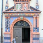 Rathaus Naumburg, Portal