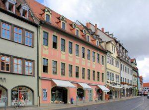 Wohn- und Geschäftshaus Markt 14 Naumburg