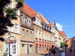 Wohn- und Geschäftshaus Salzstraße 13 Naumburg
