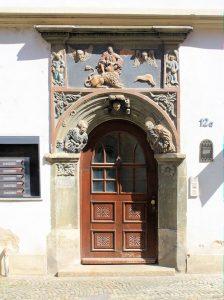 Simsonhaus Naumburg