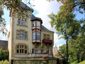 Villa Marienmauer 16 Naumburg