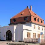 Neukieritzsch, Postgebäude