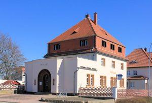 Postgebäude Neukieritzsch