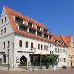 """Oschatz, Gasthaus """"Zum Schwan"""""""
