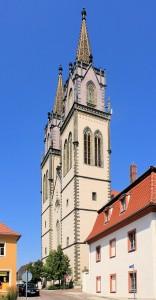 Oschatz, St. Aegidienkirche