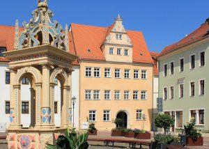 Königliches Amtshaus Oschatz