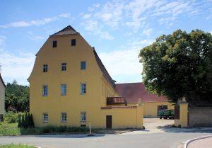 Gehöft Riesaer Straße 32 Oschatz, Wohnhaus
