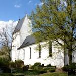 Die Bergkirche in Panitzsch