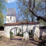 Wehrkirche in Panitzsch