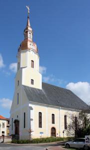 Stadtkirche in Taucha
