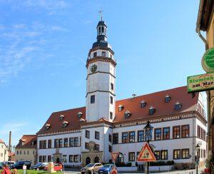 Rathaus Pegau