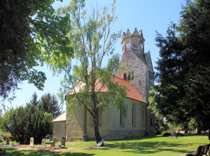 Petersroda, Ev. Kirche