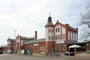 Bahnhof Plagwitz (ehem. Zeitzer Bahnhof)