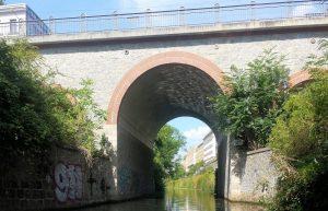 König-Johann-Brücke Plagwitz