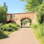 Plagwitz, Saalfelder Brücke