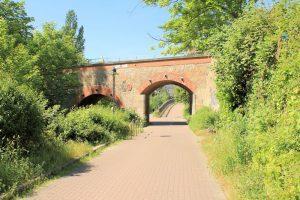 Saalfelder Brücke Plagwitz