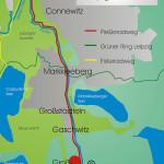 Abschnitt Großdeuben - Schleußig