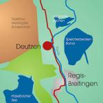 Abschnitt Regis-Breitingen - Neukieritzsch