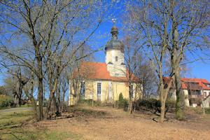 Kirche von Pödelwitz