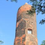 Der Rote Turm am Rittergut Pouch