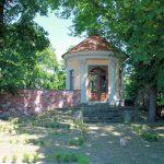 Prettin, Gartenpavillon