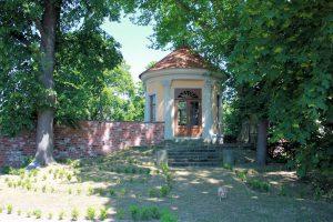 Gartenpavillon am Schloss Lichtenburg Prettin