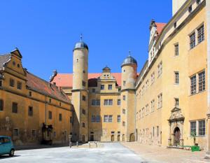 Prettin, Schloss Lichtenburg
