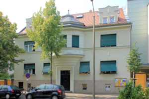 Hospiz Villa Auguste Probstheida