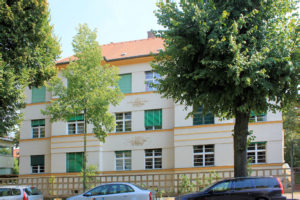 Wohnhaus Kommandant-Prendel-Allee 93/95 Probstheida