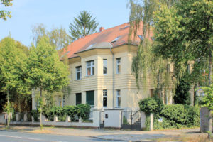 Wohnhaus Kommandant-Prendel-Allee-111/113 Probstheida