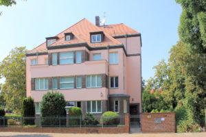 Wohnhaus Kommandant-Prendel-Allee 116 Probstheida