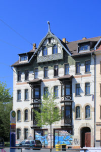 Wohnhaus Prager Straße 242 Probstheida