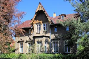 Wohnhaus Russenstraße 19 Probstheida