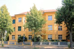 Wohnhaus Kommandant-Prendel-Allee 107/109 Probstheida