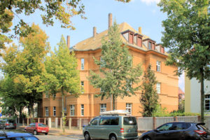 Wohnhaus Kommandant-Prendel-Allee 97 Probstheida