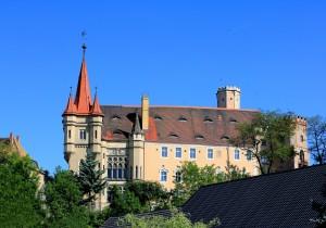 Schloss Püchau an der Mulde