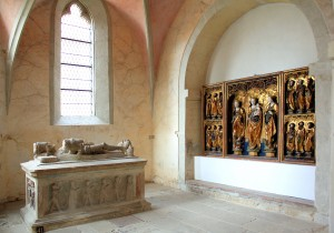 Burg Querfurt, Burgkirche