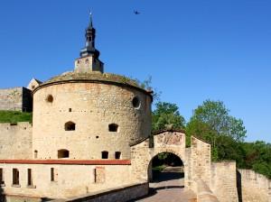 Burg Querfurt, Osttor